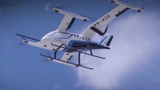 Embraer oficializa venda de 50 carros voadores para empresa brasileira